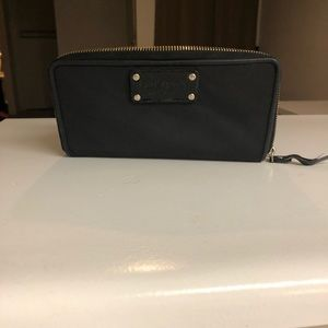 Authentic Kate spade Sarah long wallet St Leather